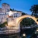 Day 5_Mostar at night