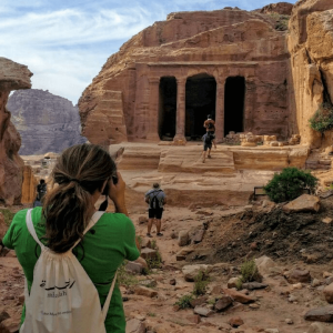 Jordan: Hike and Dive from Red sea to Dead sea (3 days)