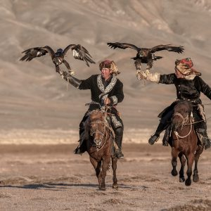Mongolia: A signature adventure led by Suzanne AlHouby