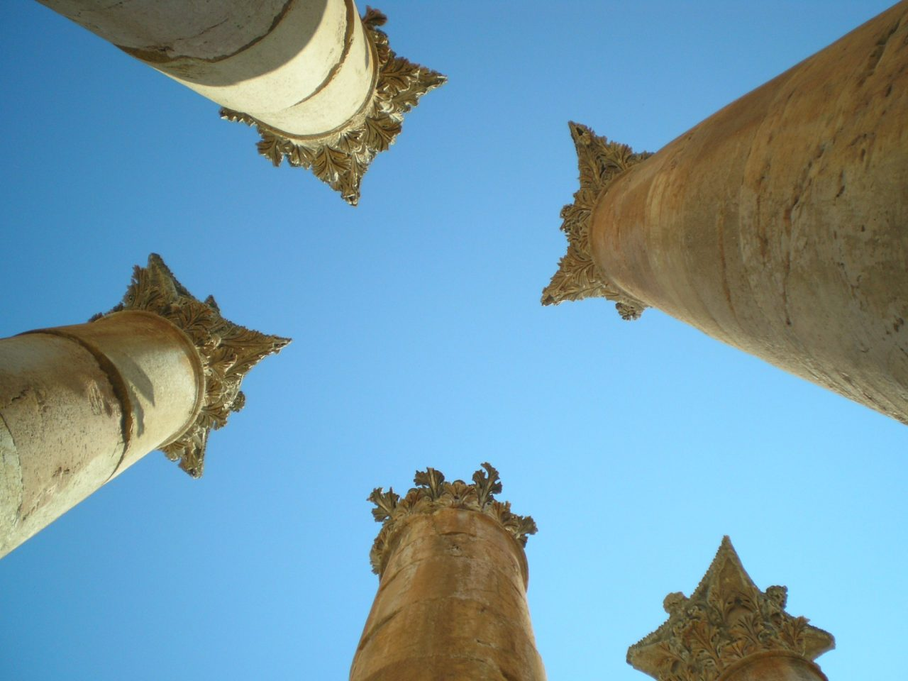 Five Important Roman Cities Outside Italy