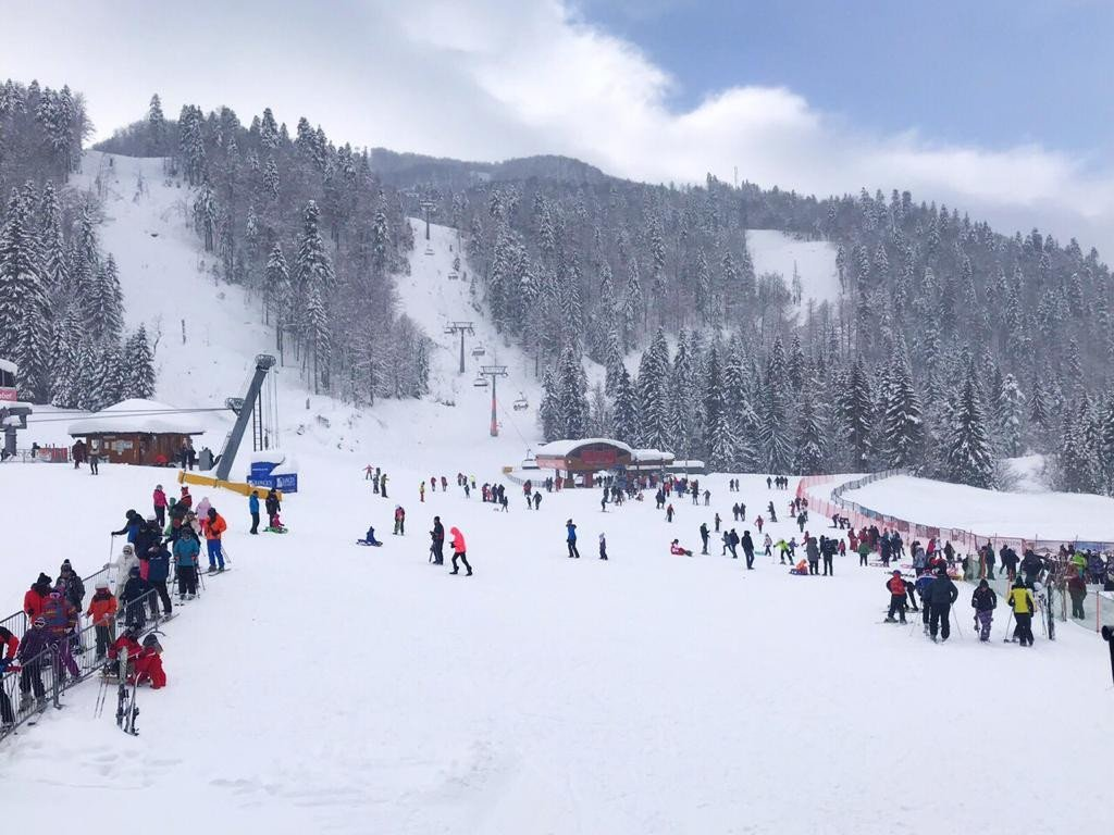 montenegro-kolasin-ski-center