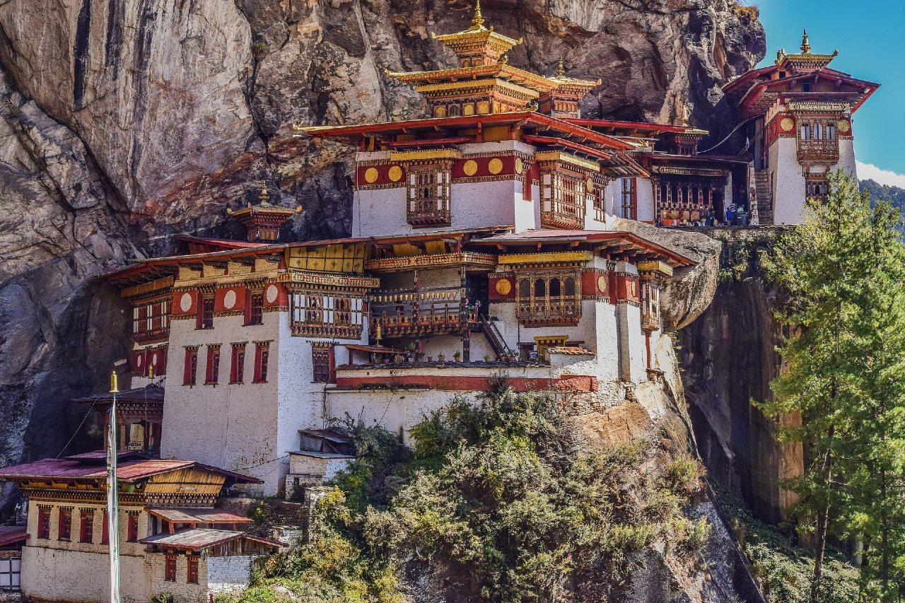 bhutan_temple