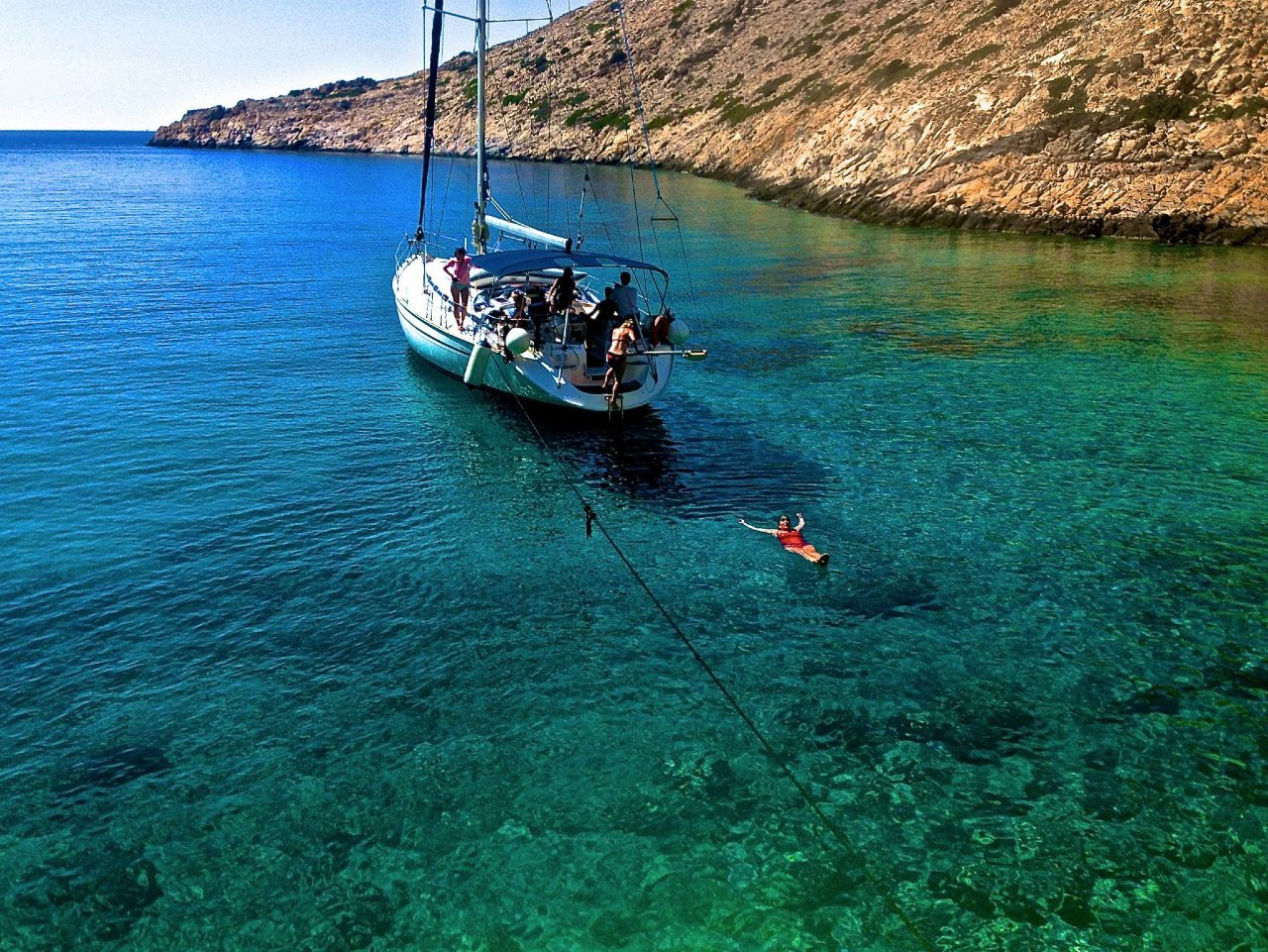 greece-boating