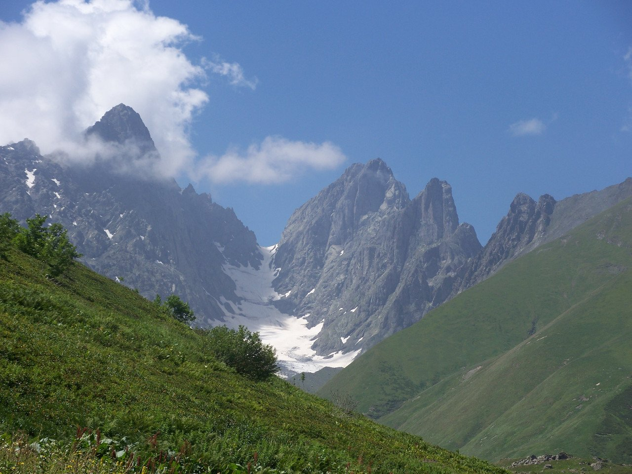 georgia massif